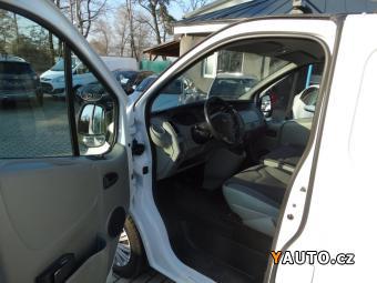 Prodám Opel Vivaro 2,0CDTI L1H1 SERVIS NÁDHERNÝ S