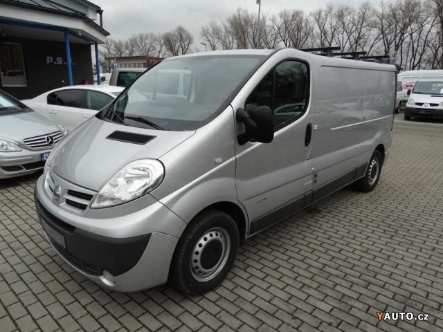 Prodám Nissan Primastar 2,0DCI 84KW LONG L2H1 KLIMA 89