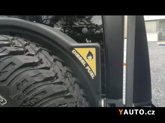 Prodám Jeep Wrangler 2.8 CRD, Automat, ESP, Tempomat