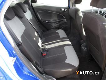 Prodám Ford EcoSport 1,0ecoboost Titanium