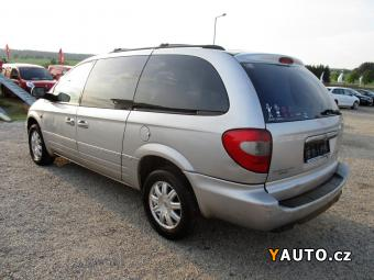 Prodám Chrysler Grand Voyager 2,8CRD Limited