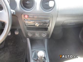 Prodám Seat Ibiza 1,2HTP euro4 po rozvodech