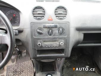 Prodám Volkswagen Caddy 1,9TDi klima DPH