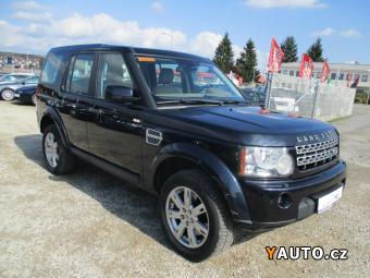 Prodám Land Rover Discovery 3,0 TDV6 SE euro5 180kw
