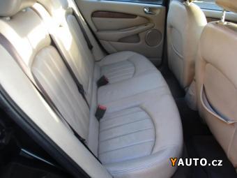 Prodám Jaguar X-Type 2,0d bez koroze