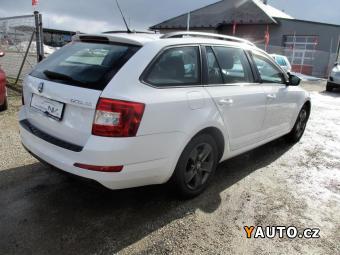 Prodám Škoda Octavia 2,0TDi DSG Ambition GPS