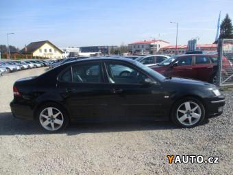 Prodám Saab 9-3 1.9TiD Vector TOP, bez koroze