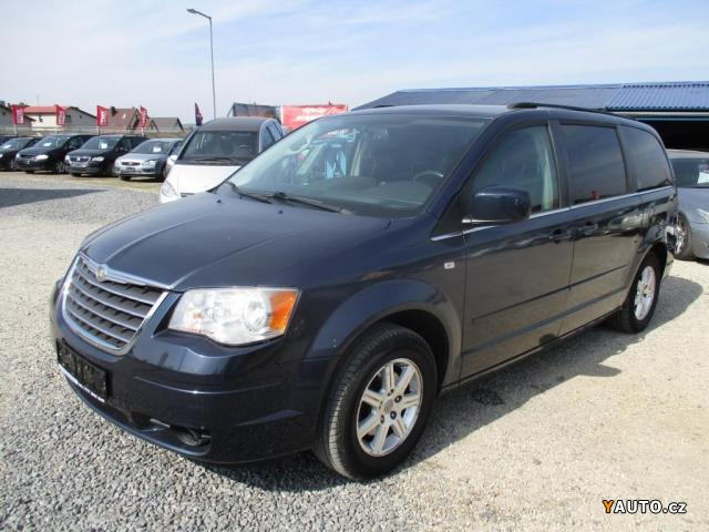Prodám Chrysler Grand Voyager 2,8CRD stow@go