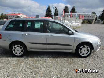 Prodám Fiat Stilo 1,6i 76kw bez koroze, euro4