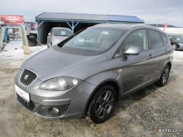 Prodám Seat Altea XL 1,6TDi 77kw Copa euro5