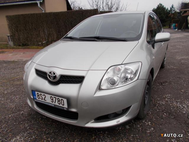 Prodám Toyota Auris 1.4 VVVTI