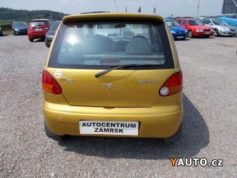 Prodám Daewoo Matiz