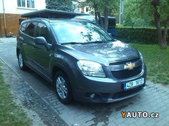 Prodám Chevrolet Orlando Orlando LTZ 1, 8 + LPG