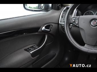 Prodám Cadillac BLS 1.9 CDTi, 110kW, ČR, Serv. kn.