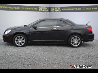 Prodám Chrysler Sebring 3.5i, 185kW, Limited