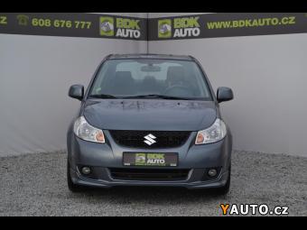 Prodám Suzuki SX4 1.6i, ČR, 1. maj., Serv. kn.