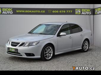 Prodám Saab 9-3 1.8T, Serv. kn., Vector