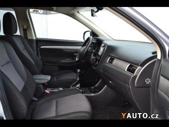 Prodám Mitsubishi Outlander 2.2Di-D, ČR, 1. maj. Serv. kn.