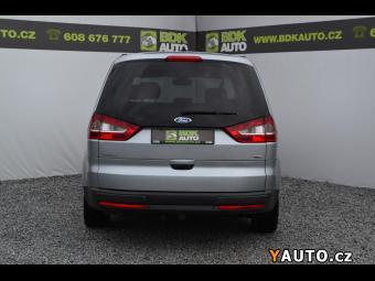 Prodám Ford Galaxy 2.0TDCi, 103kW, 7míst