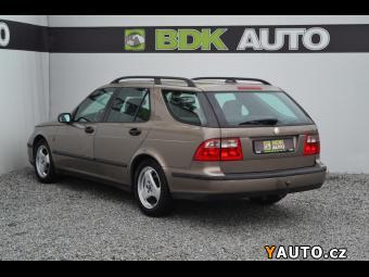 Prodám Saab 9-5 2.3T, 136kW