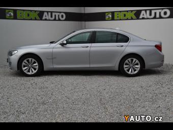 Prodám BMW Řada 7 740D, xDrive, ČR