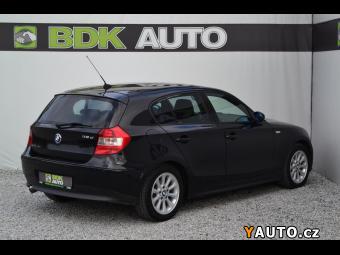 Prodám BMW Řada 1 118D, serv. kn.