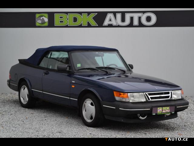 Prodám Saab 900 S 2.0T