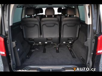 Prodám Mercedes-Benz Třídy V V250CDi, 8míst, Avantgarde
