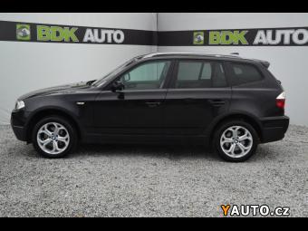 Prodám BMW X3 2.0D, 130kW, Serv. kn.