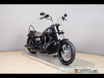 Prodám Harley-Davidson FXDB Dyna Street Bob