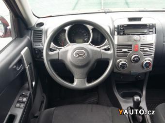 Prodám Daihatsu Terios 1.5i 77 kW 4x4 KLIMA