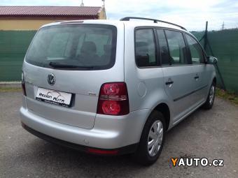 Prodám Volkswagen Touran 1.9 TDi 77 kW