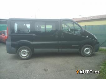 Prodám Renault Trafic 115 2.0dCi 84kW Passenger