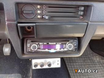 Prodám Škoda 135 Pick-Up Forman Plus LXI