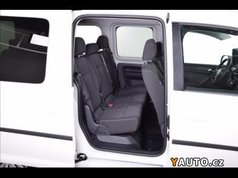 Prodám Volkswagen Caddy 1,4 Maxi TL CNG Trendline