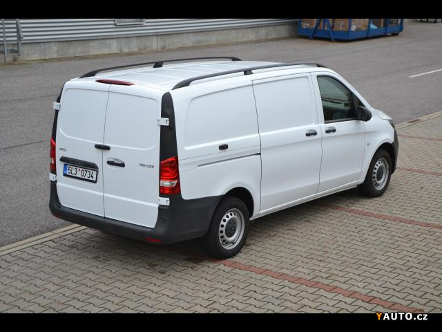 prod m mercedes benz vito 116 cdi 120 kw prodej mercedes. Black Bedroom Furniture Sets. Home Design Ideas