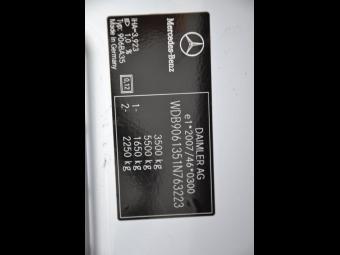 Prodám Mercedes-Benz Sprinter 316 CD hydraulické čelo 8, 2018