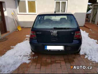 Prodám Volkswagen Golf 1.6 SR