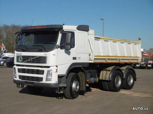 Prodám Volvo FM440 6x4 S3 FM440 6x4 S3