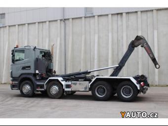 Prodám Scania R420 8x4 HNK R420 8x4 HNK