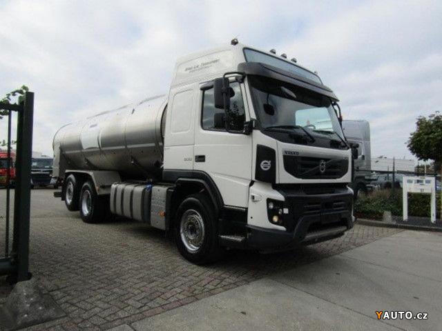 Prodám Volvo FMX500 6x2 FMX500 6x2