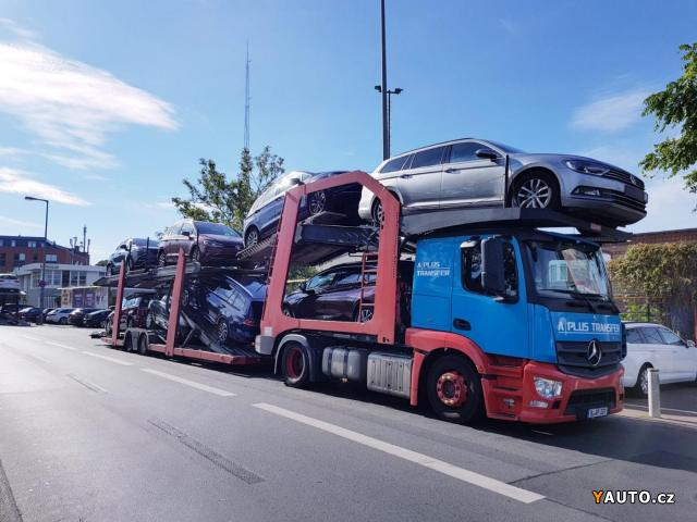 Prodám Mercedes-Benz Actros 1843 4x2 Actros 1843 4x2