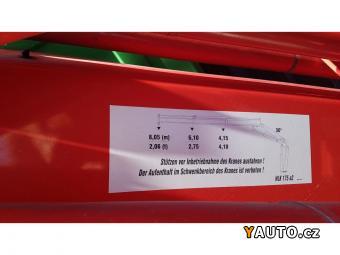 Prodám Mercedes-Benz 2544 6x2 Hydr.ruka 2544 6x2 Hydr. ruka