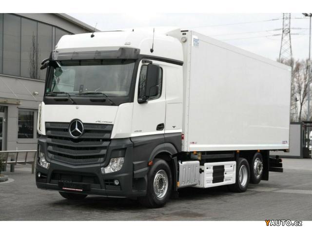 Prodám Mercedes-Benz Actros 2545 6x2 Actros 2545 6x2