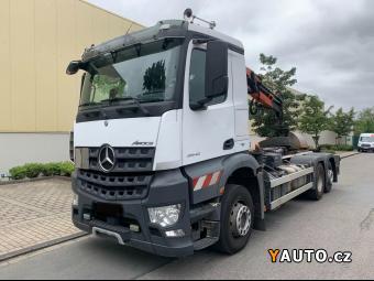 Prodám Mercedes-Benz Arocs 2542 6x2 +HR Arocs 2542 6x2 +HR