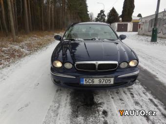 Prodám Jaguar X TYPE 3.0 V6 4x4