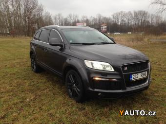 Prodám Audi Q7 3.0TDi 7-míst, nové v ČR