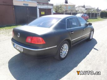 Prodám Volkswagen Phaeton 3.0 V6 TDI 4Motion tiptronic 5