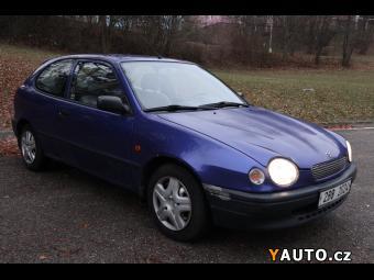 Prodám Toyota Corolla 1, 4