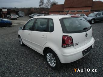 Prodám Volkswagen Polo 1.4i LPG